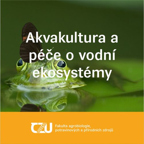 Akvakultura a péče o vodní ekosystémy