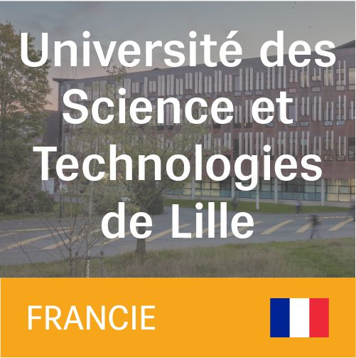 Université des Science et Technologies de Lille