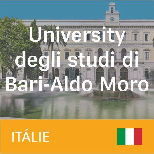 University degli studi di Bari-Aldo Moro