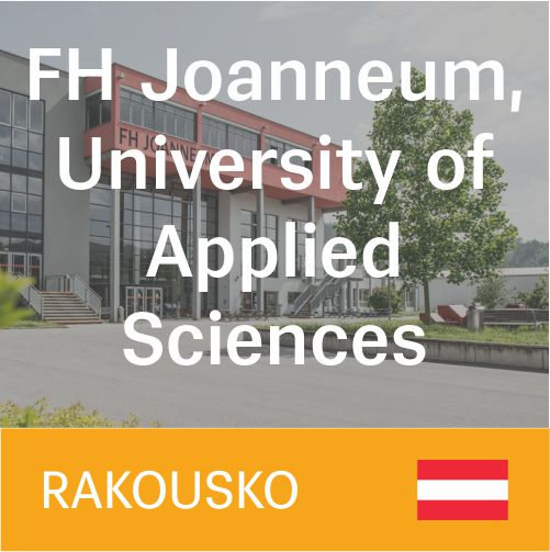 FH Joanneum, University of Applied Sciences