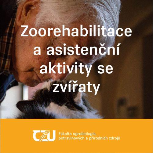 Zoorehabilitace a asistenční aktivity se zvířaty